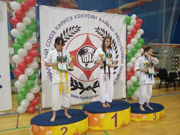 Чемпионат по каратэ Кекусинкай